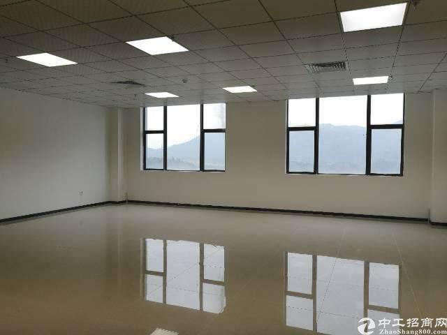 观澜大和新出楼上精装修办公室190平方图片7