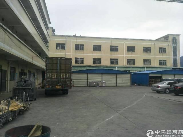清溪镇标准厂房2楼1460平方,报价15元/平方