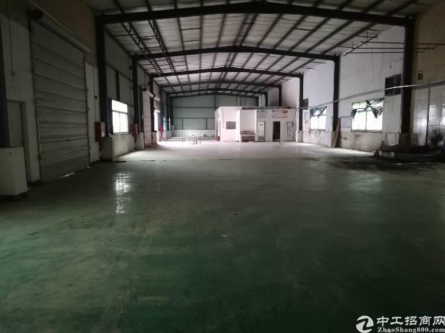 观澜村委单一层钢构500平招租