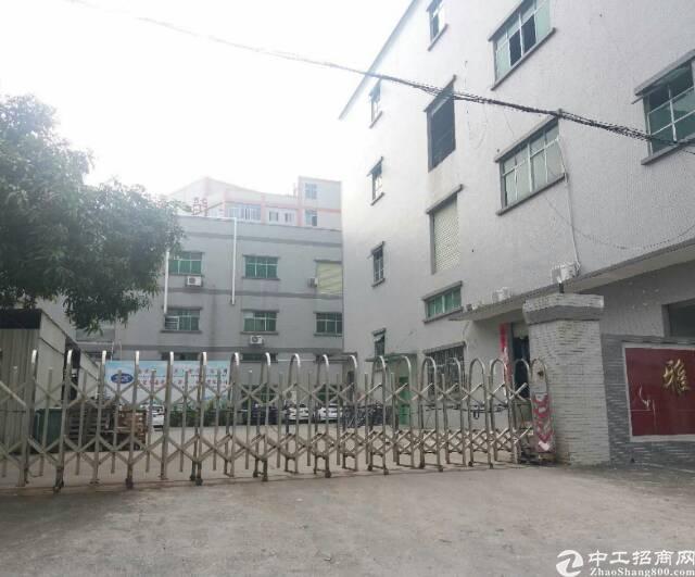 平湖新出独门独院厂房7800平