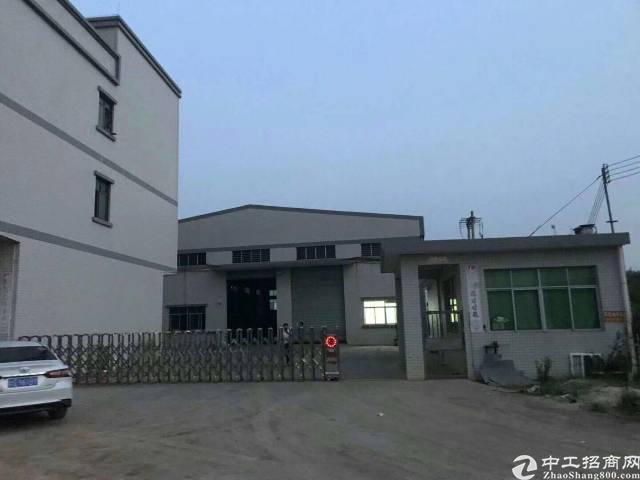 惠城区小金口新出花园式化工厂房6300平方