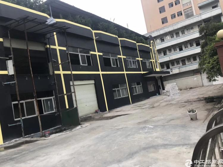 光明新出独栋原房东带红本可办环评精装修临近主道合同8年