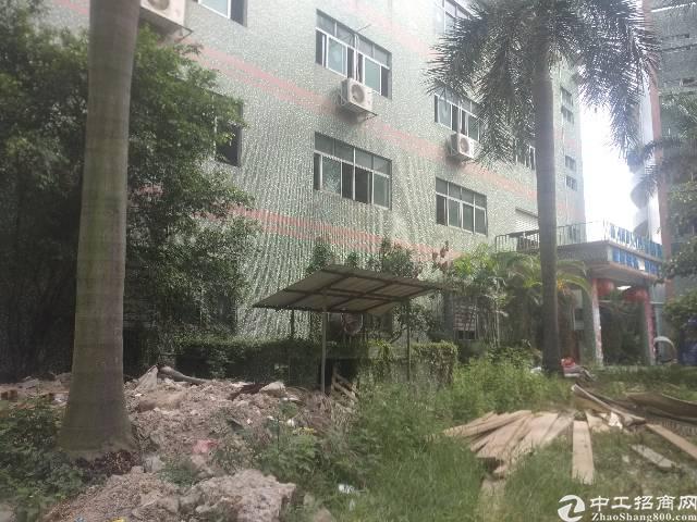沙井新天虹附近独栋2000平方可分层出租2吨货梯