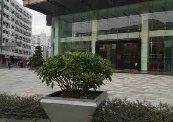 观澜大和新出楼上精装修办公室190平方图片5