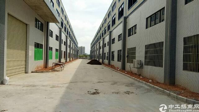 惠东大岭原房东全新钢构2200平
