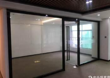 出租龙华地铁口写字楼  171平豪华装修图片4