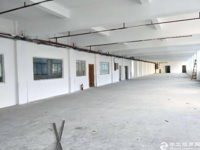 坪山坑梓新出独院2楼1500平,红本厂房出租
