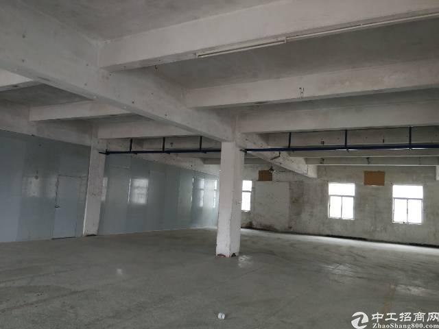 清溪镇九乡可做污染800平厂房出租