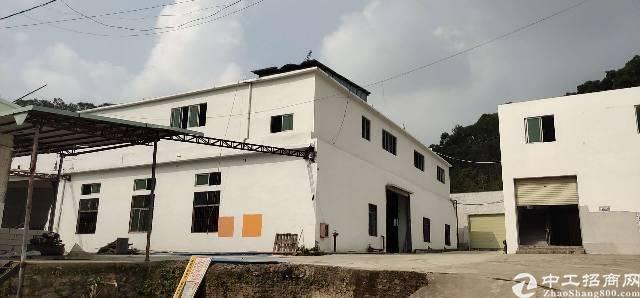 横岗六约2万平钢构+标准厂房出租,大小可分租
