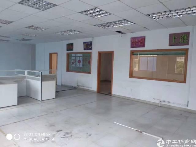 观澜福民原房东厂房558平招租