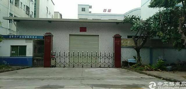 平湖罗山工业区一楼厂房出租350平米