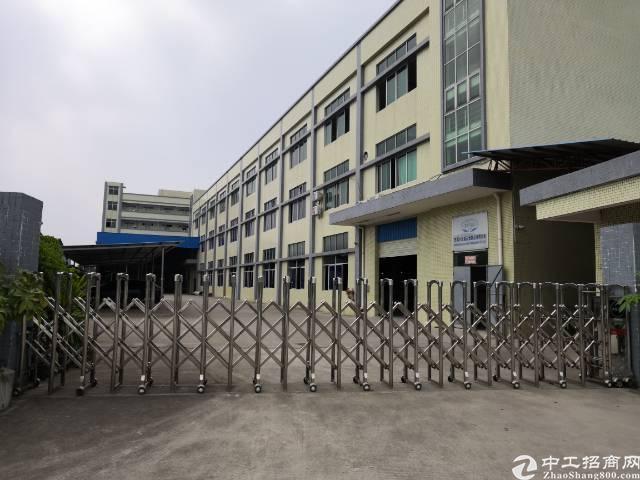 成熟工业区新出标准独院厂房4000平方米低价出租