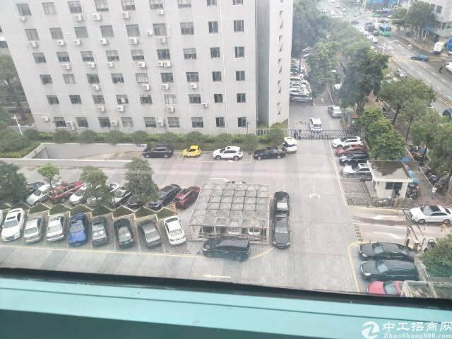 出租福永街道精装写字楼100平起图片2
