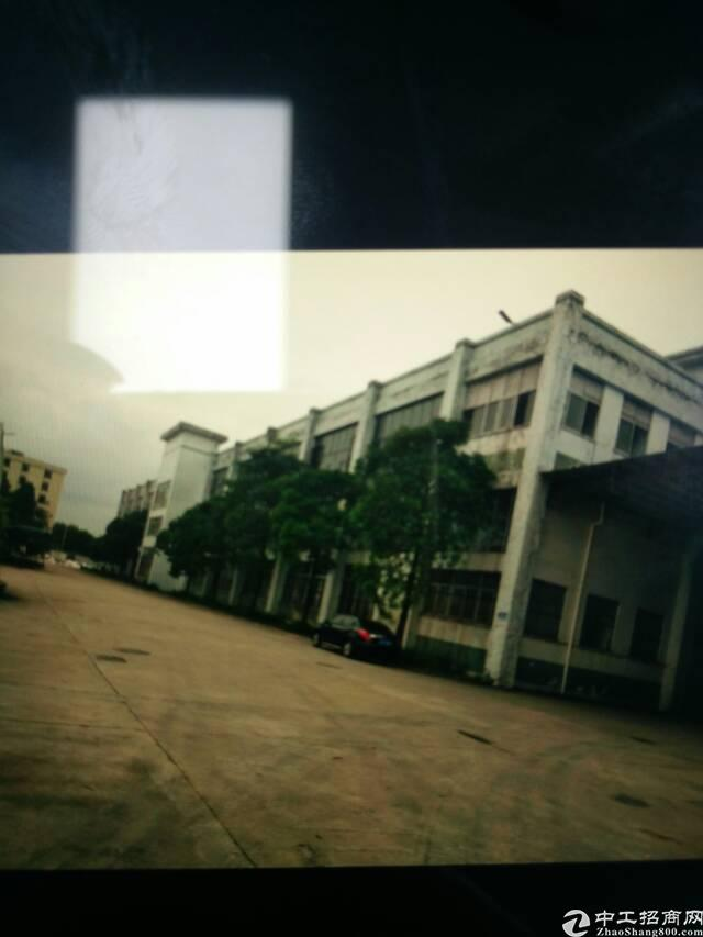 东莞高埗镇花园式高层二层厂房