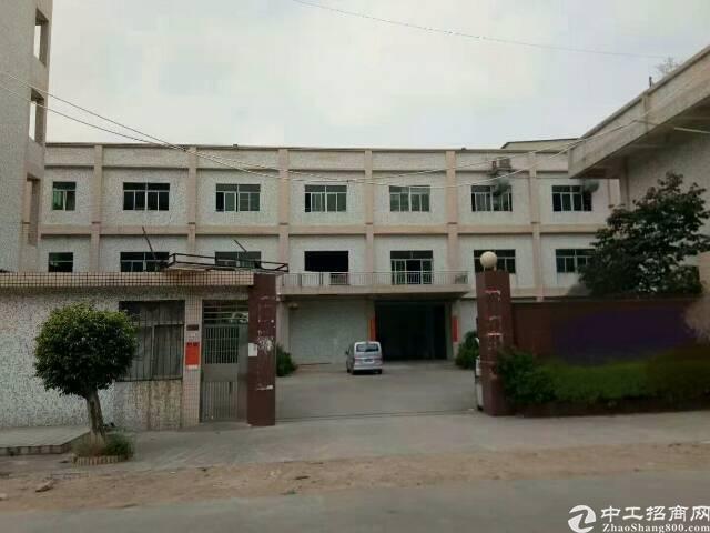 东莞沙田镇新出标准厂房1-3F6600平米,宿舍1-5F30
