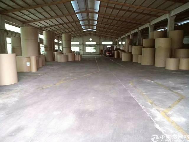 新圩原房东大型工业园钢构厂房其中3栋3000平方,2栋120