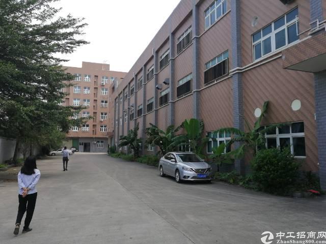 黄江镇中心原房东15000平米独院出租