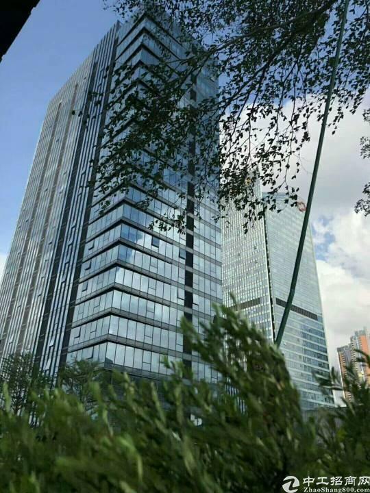 布吉中安大厦空出800平办公室