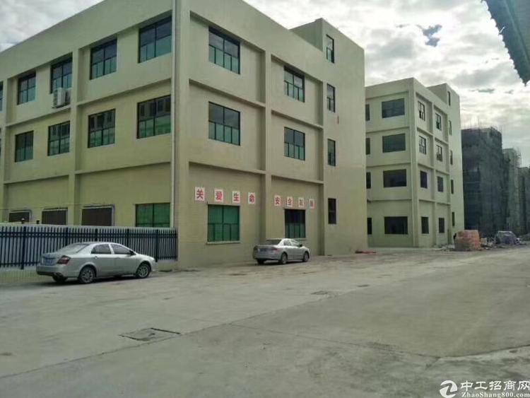 全惠州最便宜工业园,轻度污染可做