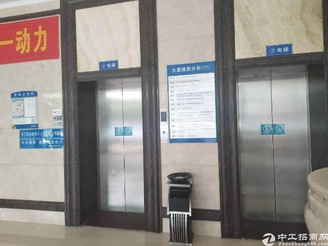 出租福永街道精装写字楼100平起图片8