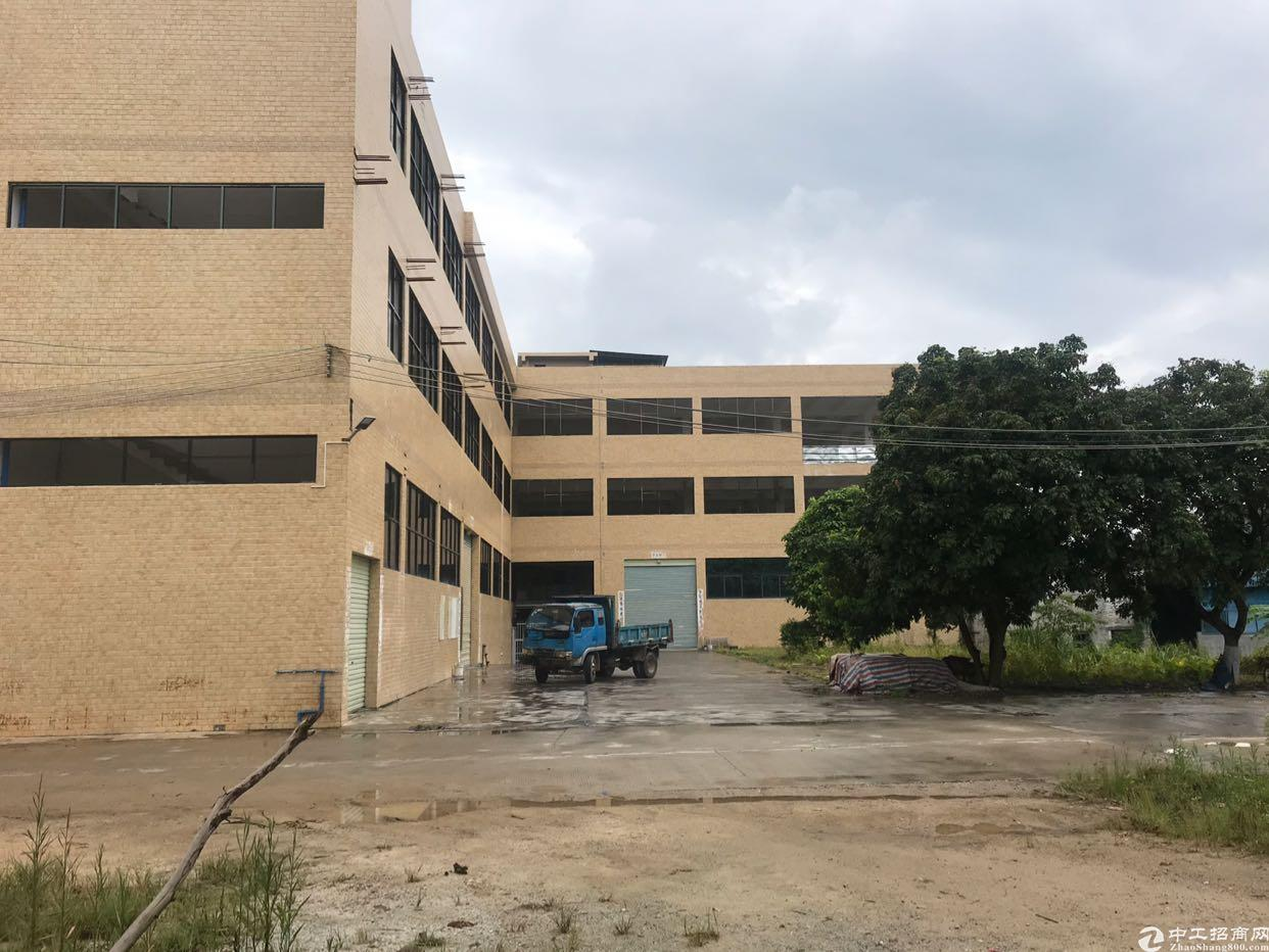 东莞寮步镇占地10亩建筑10000平米厂房出售