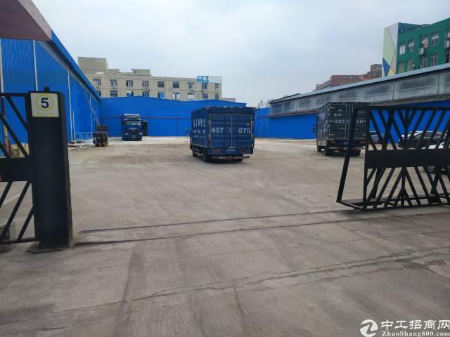 塘朗附近独院钢构厂房招租7000平方