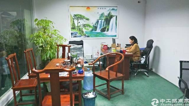 西乡固戍南昌第一工业区出租带装修楼上250㎡厂房