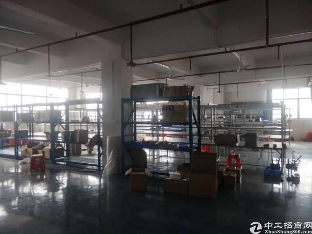 沙井东环路新出500平方带装修厂房
