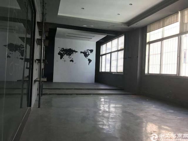 深圳沙井锦程路边上靠会展中心写字楼招租