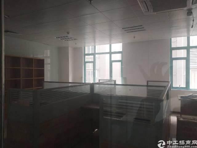 出租福永街道精装写字楼100平起图片7