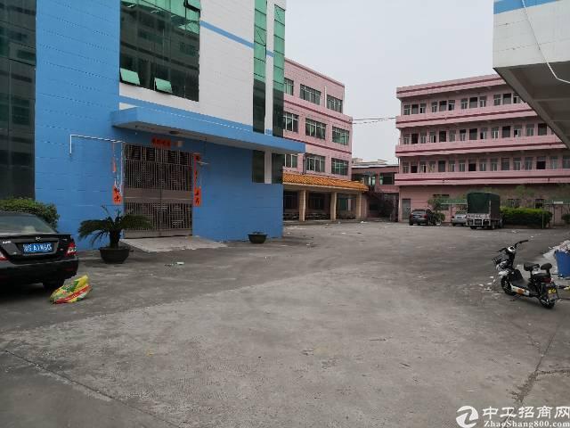 茶山镇靠近寮步东部快速10000平方独院标准厂房出租