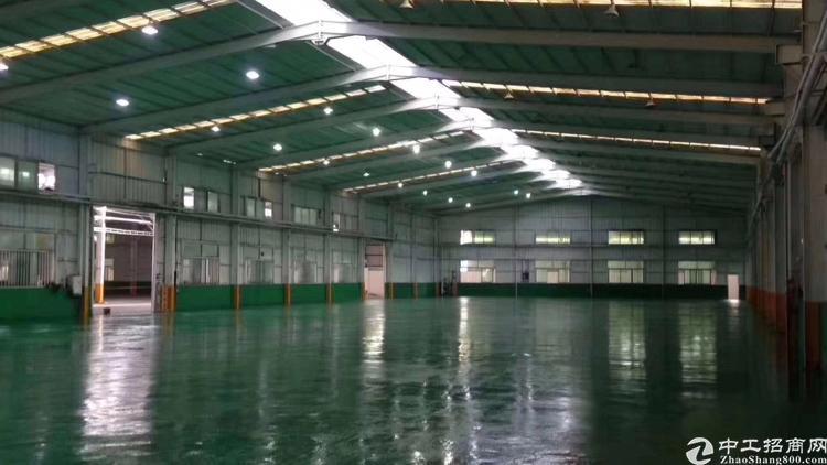 东莞塘厦独门独院钢构厂房15000平方