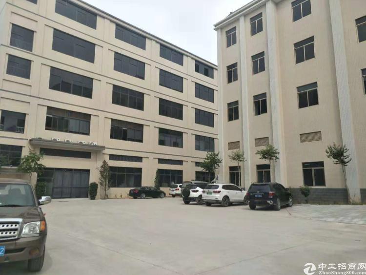 东莞厚街高速口附近30000平米国有证厂房低价出售