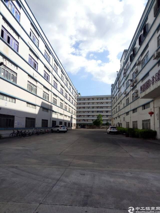 坑梓秀新社区新出厂房二楼1600平方带装修