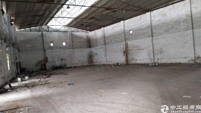 单一层钢结构厂房出租