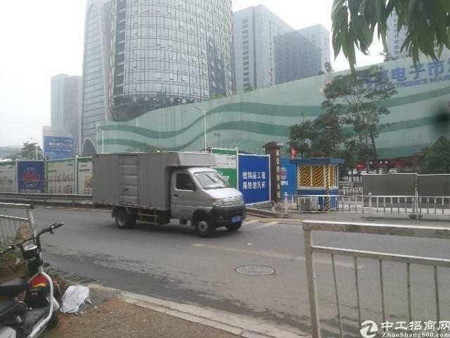 华南城附近带装修厂房招租,已过消防,大小可分租!