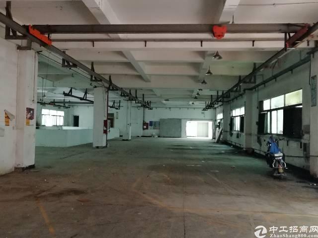 西乡九围成熟工业区1楼