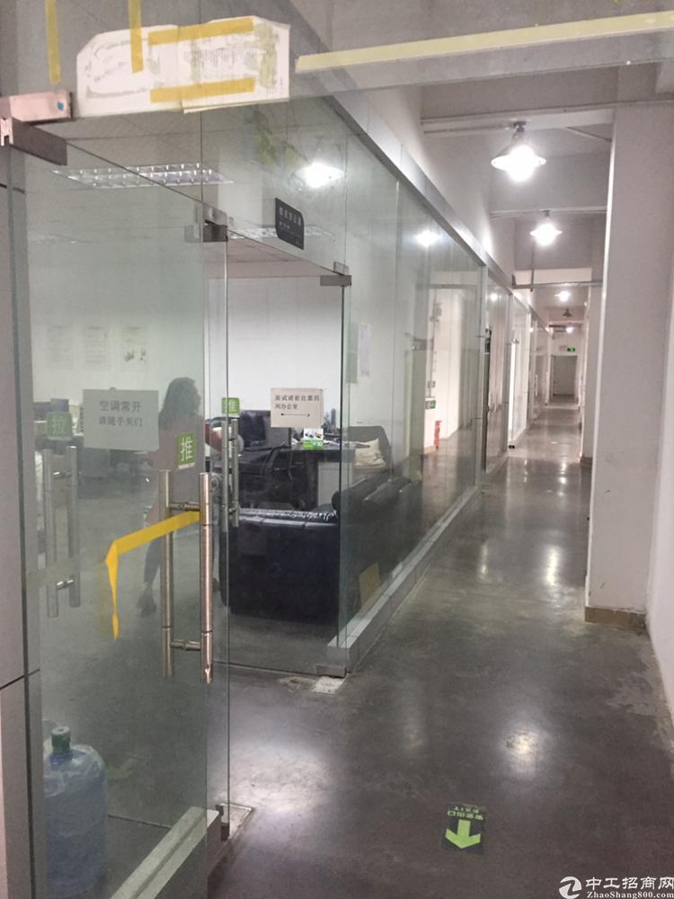 公明合水口二楼3000平米带装修厂房出租。