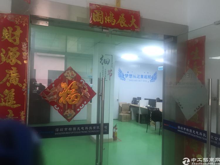 福永塘尾原房东厂房2000平