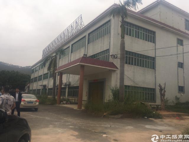 惠州独院9元10000平标准厂房可办环评