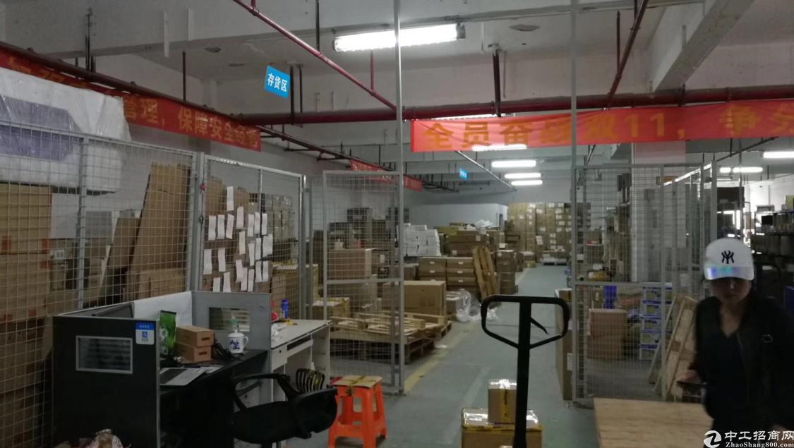 龙华油松稀缺房源1300平标准厂房
