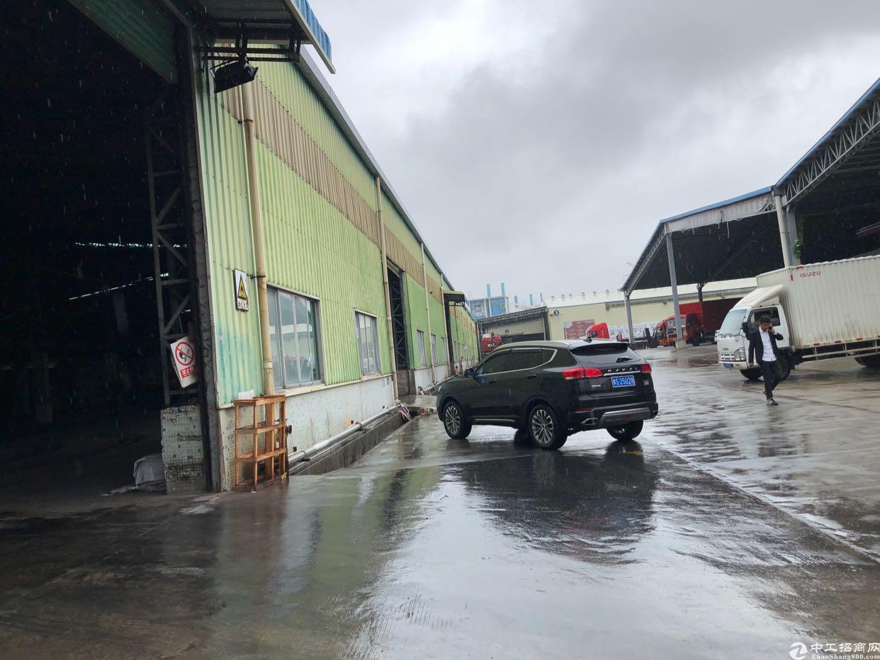 新出大型仓库10000平,滴水7.5米,园区空地大,交通便利