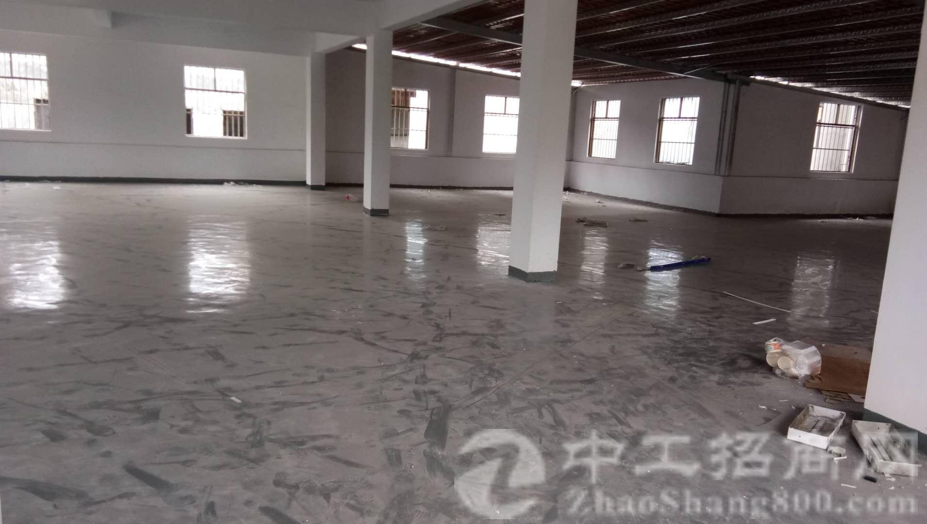【超低价招租】厚街镇新围村出租独栋厂房5层1700平实际面积