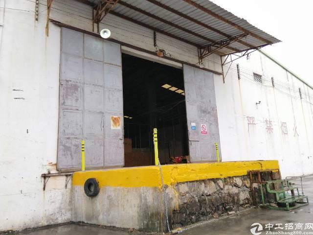 坂田主干道边500平方标准物流仓储带卸货平台