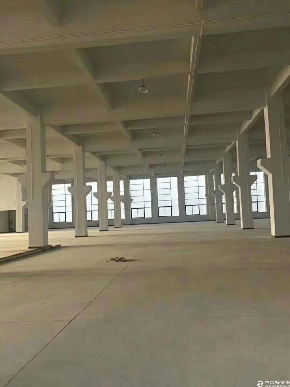 平湖一楼6000平米带卸货平台出租