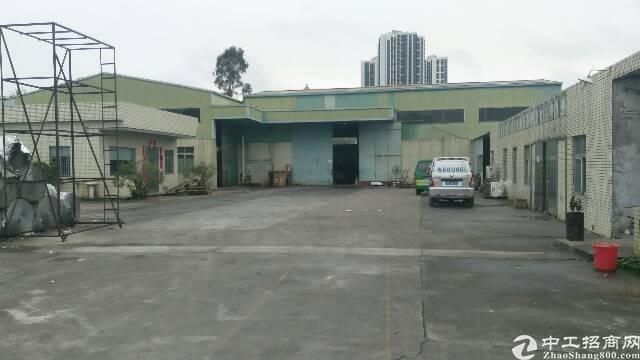 出售坪山田头村独门独院历史遗留钢结构厂房。适合自用投资