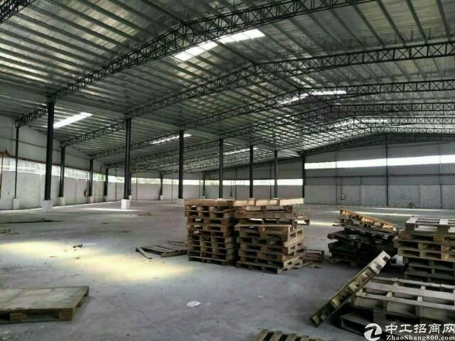 东莞市大朗镇洋坑塘原房东新建单一层厂房招租