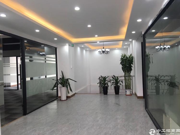龙华民治中心区新出写字楼户型大小都有非常实惠