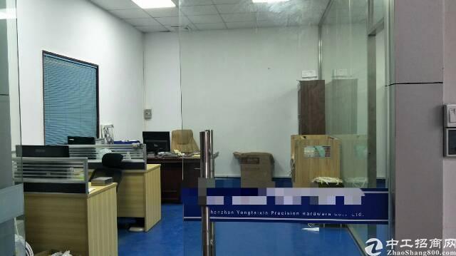 公明原房东厂房一楼800平方,带办公室装修,没空汤。