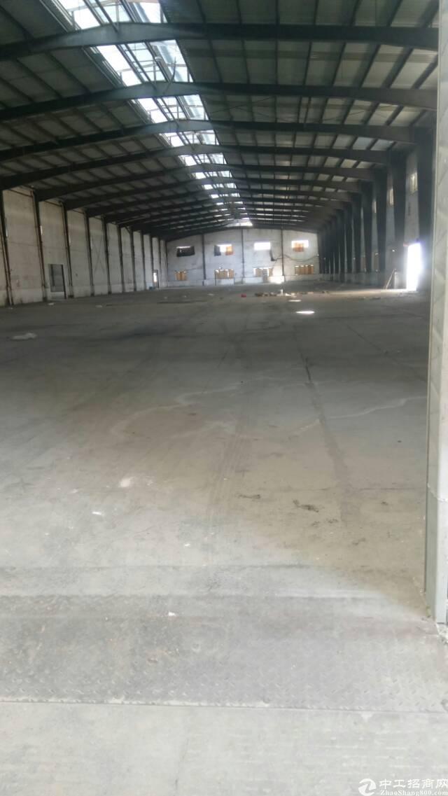 靠近麻涌新出重工业刚结构厂房招租